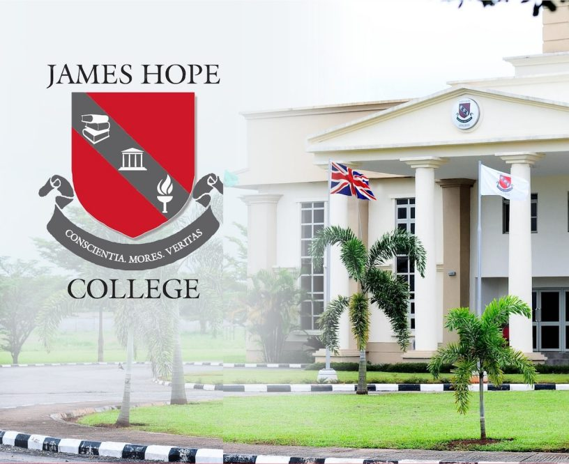 James Hope College Teaching Job Recruitment