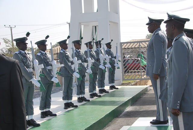 Nigeria Customs Service (NCS) Job Recruitment